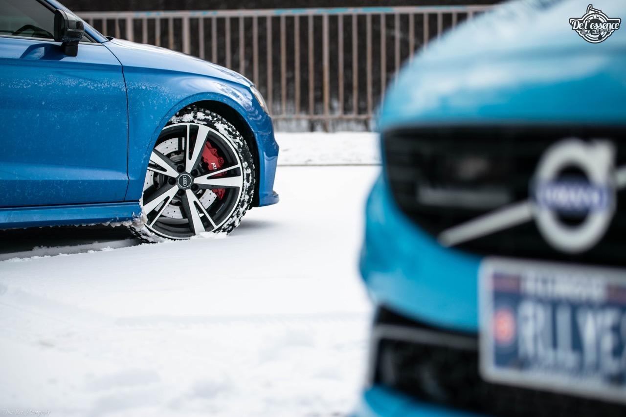 Volvo V60 Polestar Vs. Audi RS3 Sedan - Le cul entre deux chaises... 25