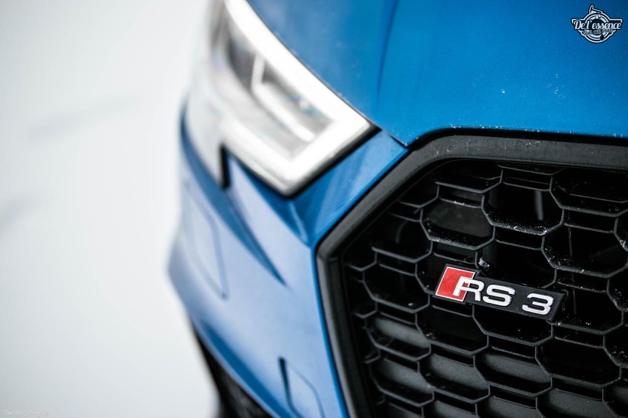 Volvo V60 Polestar Vs. Audi RS3 Sedan - Le cul entre deux chaises... 13