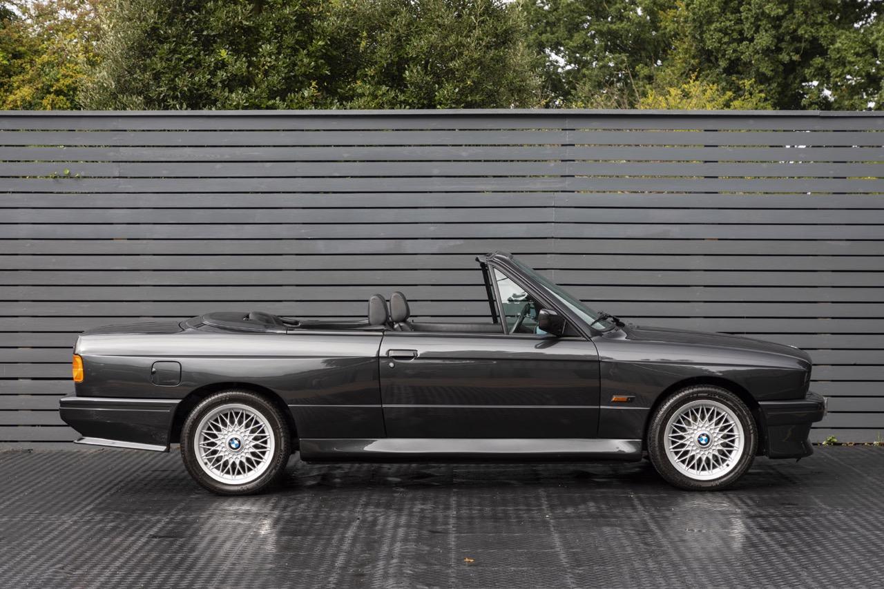 BMW M3 E30 Cabriolet... Spéciale Kéké ! 26