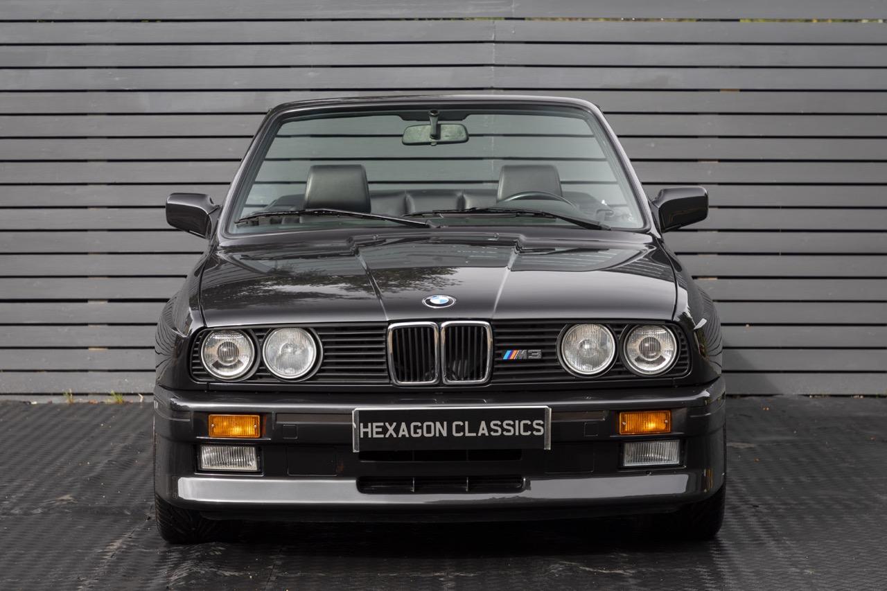 BMW M3 E30 Cabriolet... Spéciale Kéké ! 38