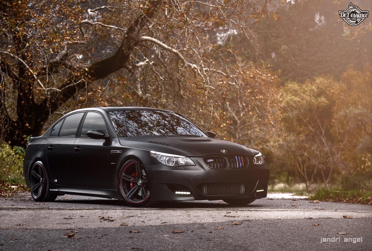 BMW M5 E60 - Si sa sainteté veut bien se donner la peine... 5