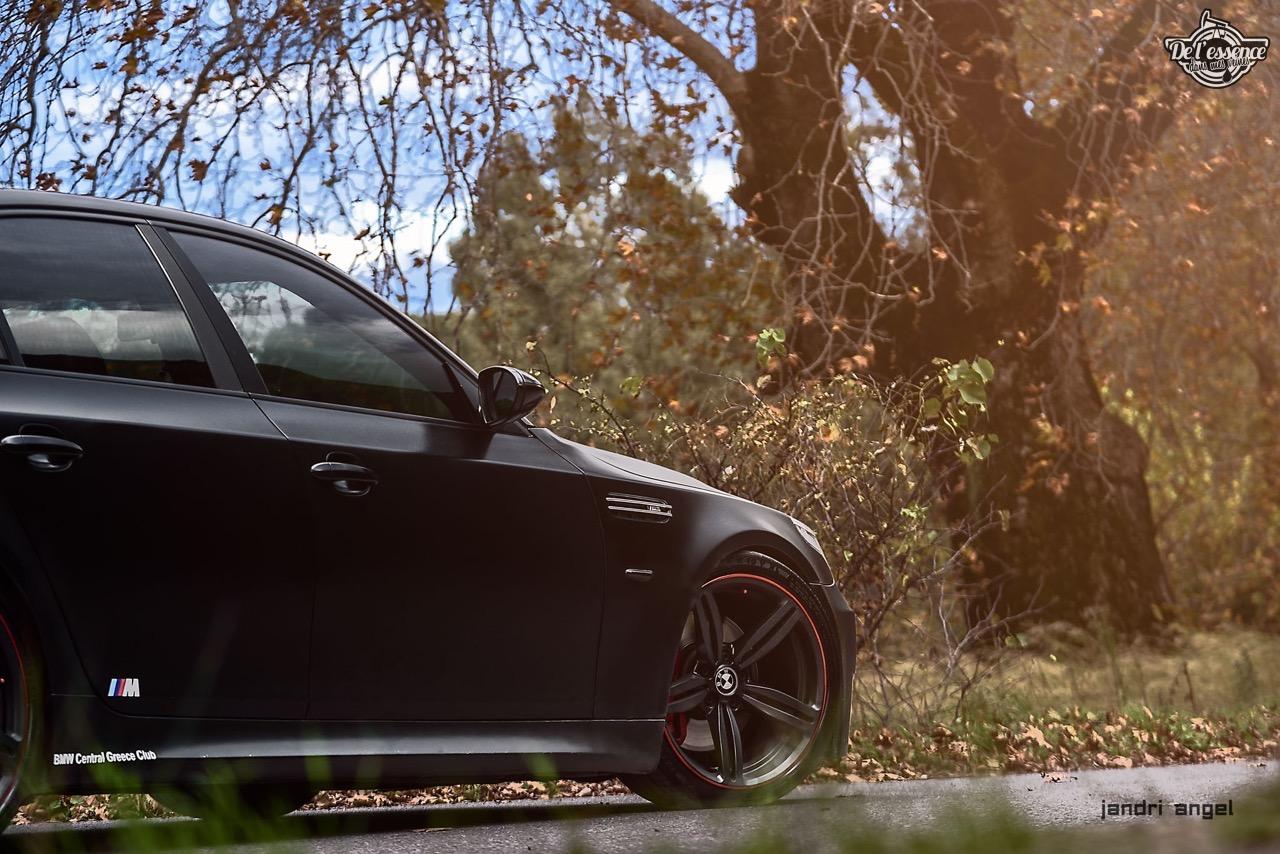 BMW M5 E60 - Si sa sainteté veut bien se donner la peine... 6