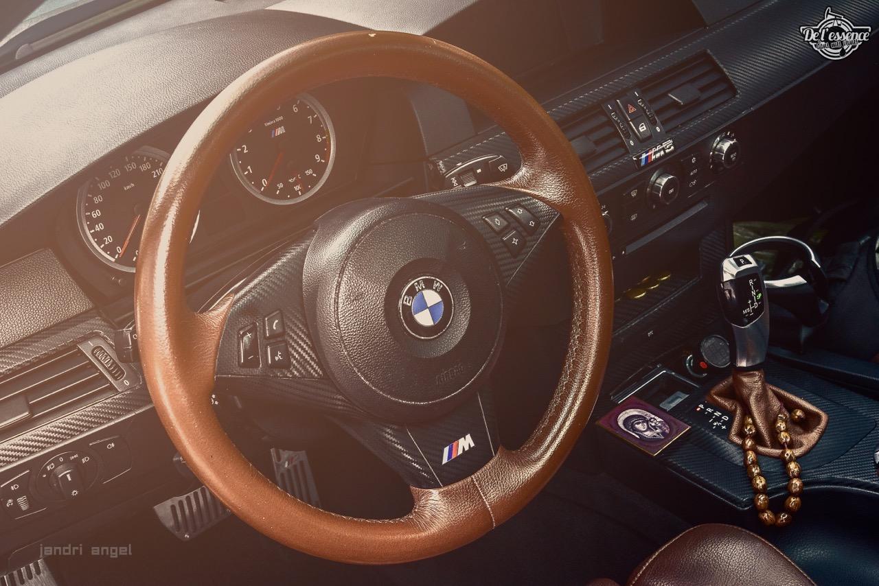 BMW M5 E60 - Si sa sainteté veut bien se donner la peine... 2