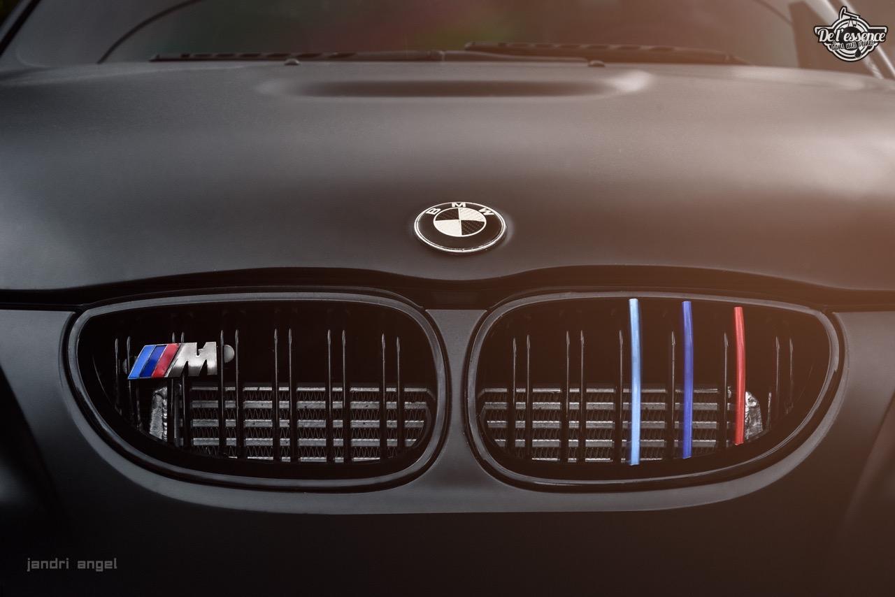 BMW M5 E60 - Si sa sainteté veut bien se donner la peine... 4