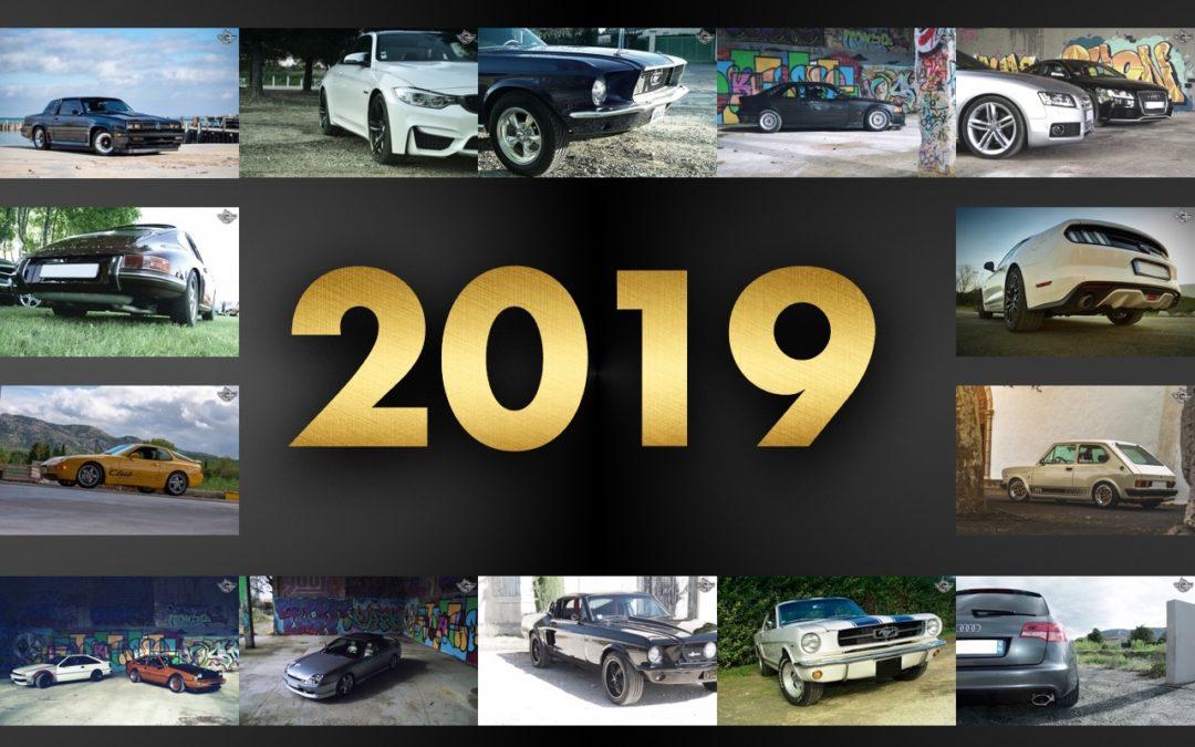 Goodbye 2018. Welcome 2019 ! A la sauce DLEDMV…