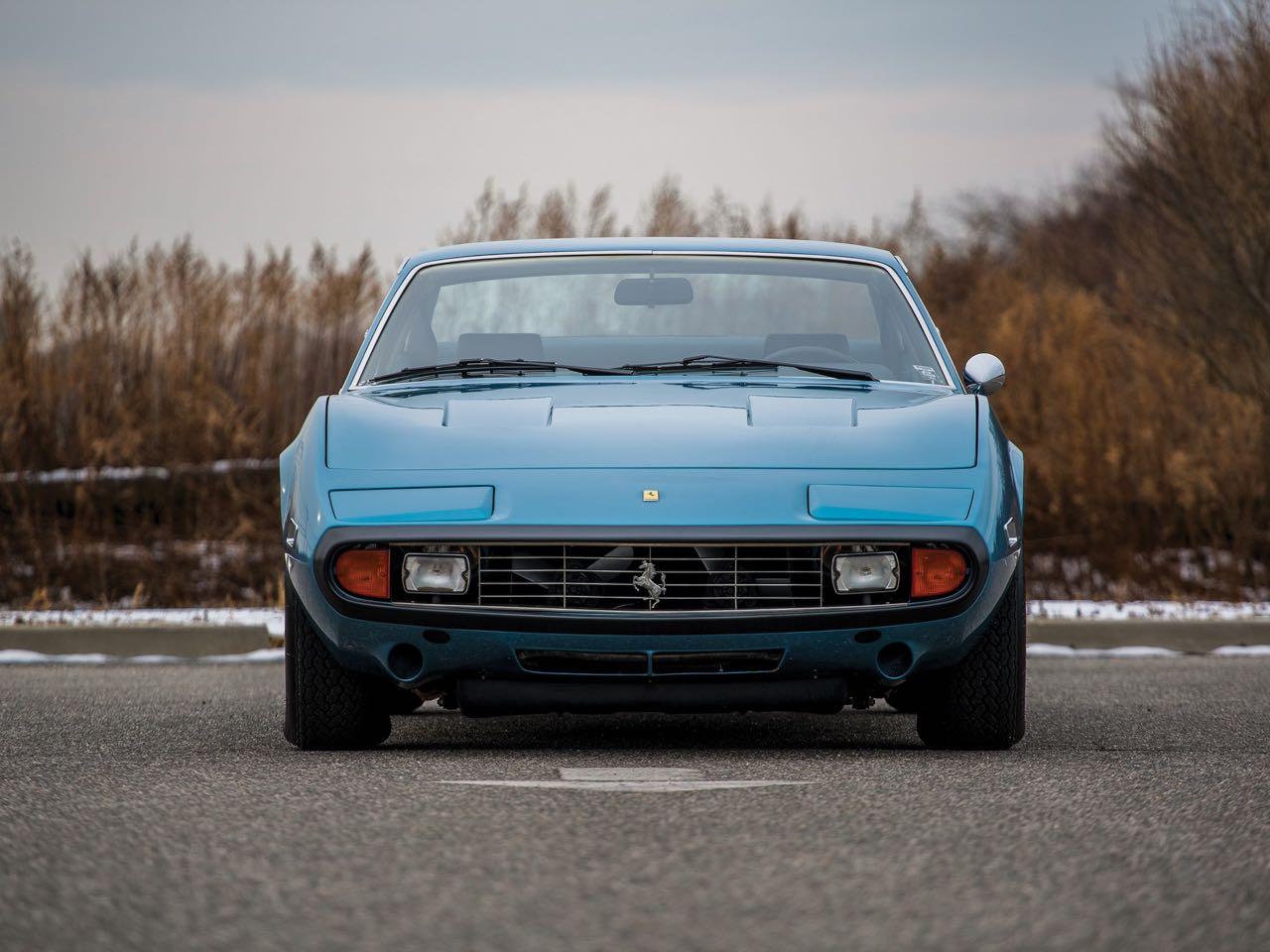 '71 Ferrari 365 GTC/4... 2 années pour exister ! 2