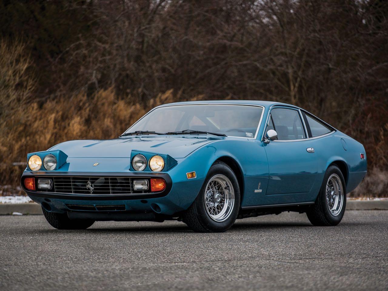 '71 Ferrari 365 GTC/4... 2 années pour exister ! 16