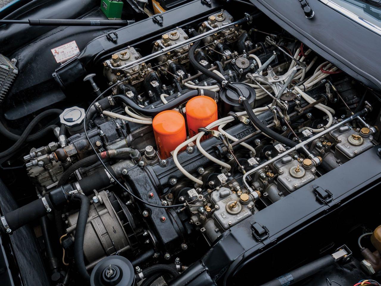 '71 Ferrari 365 GTC/4... 2 années pour exister ! 5