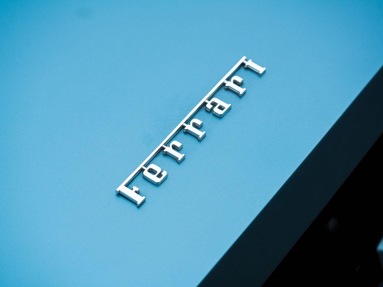 '71 Ferrari 365 GTC/4... 2 années pour exister ! 1