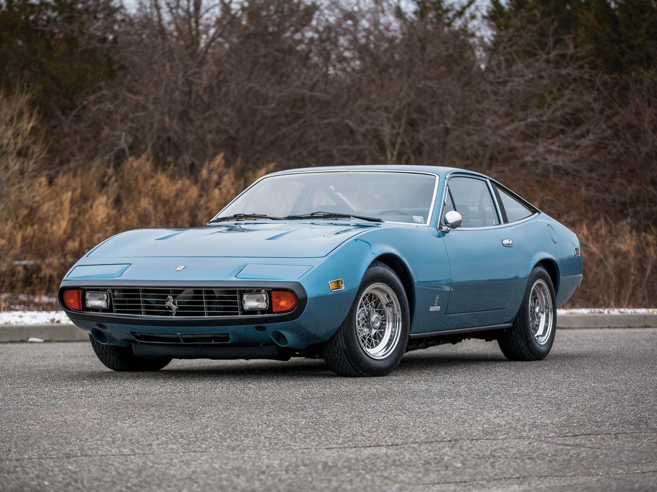 '71 Ferrari 365 GTC/4... 2 années pour exister ! 4