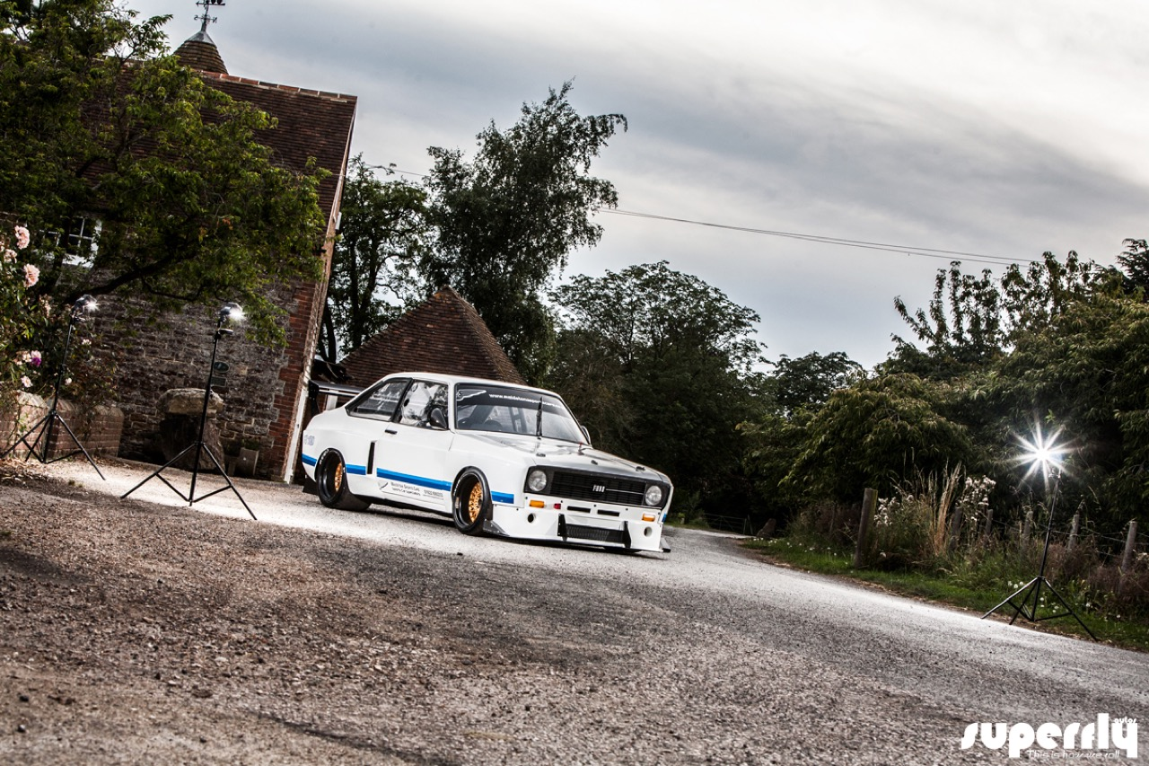 Ford Escort MK2 Cosworth... By Maidstone Sportscars 21