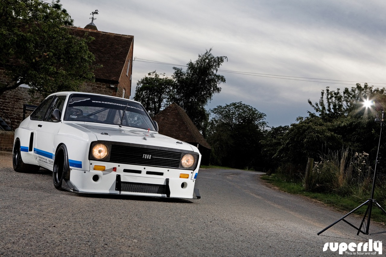 Ford Escort MK2 Cosworth... By Maidstone Sportscars 25