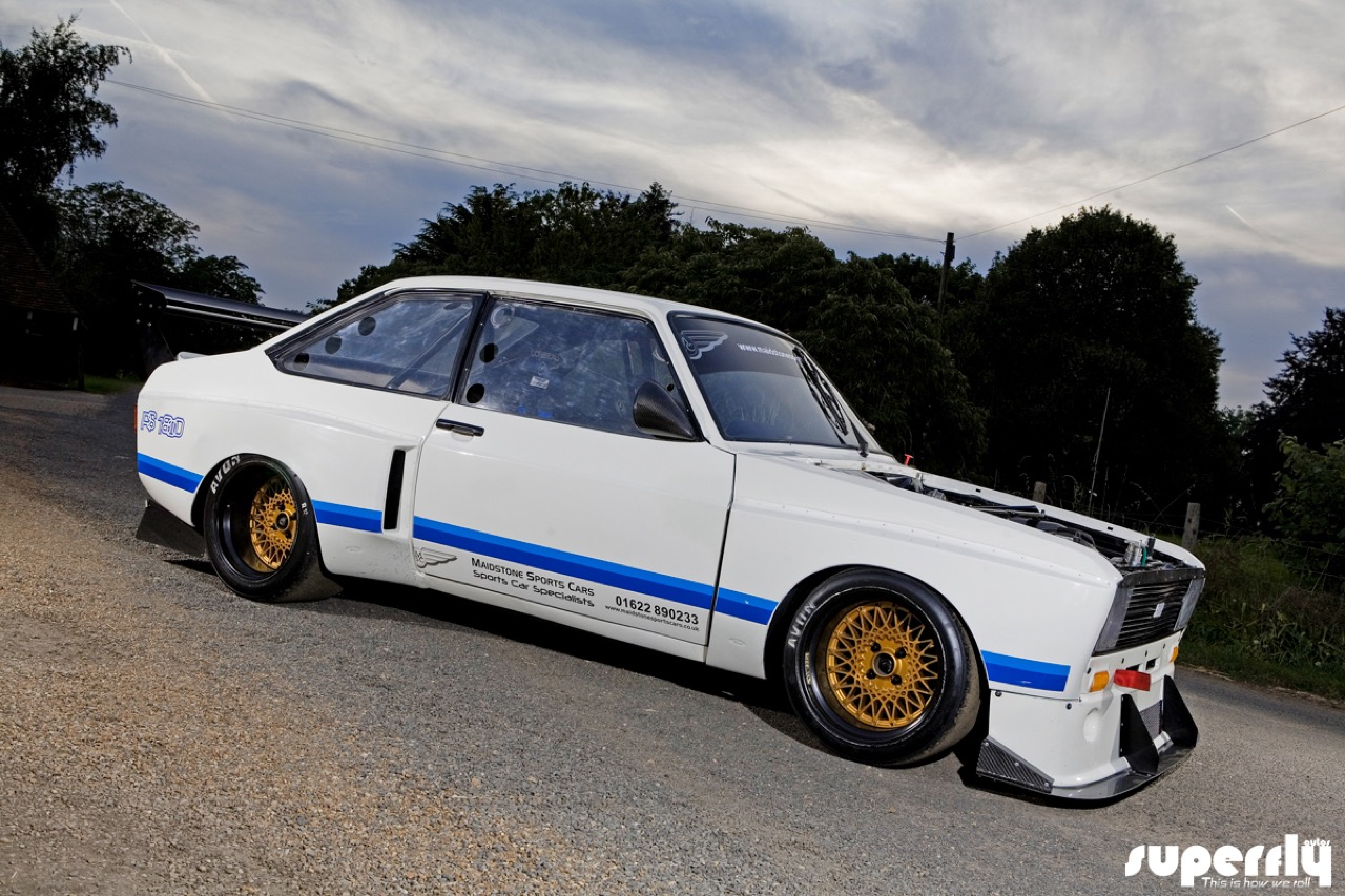 Ford Escort MK2 Cosworth... By Maidstone Sportscars 28