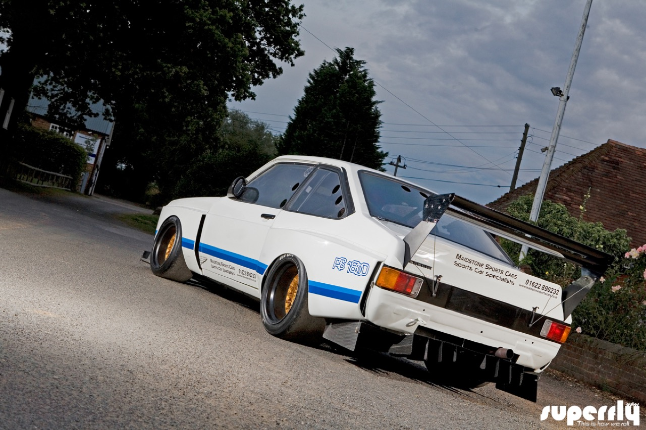 Ford Escort MK2 Cosworth... By Maidstone Sportscars 30