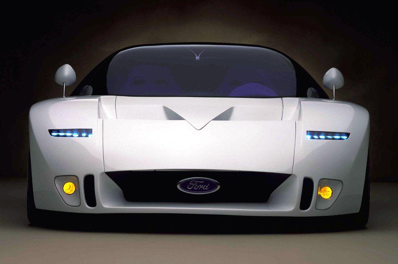 Ford GT90 : Le concept oublié ! 12