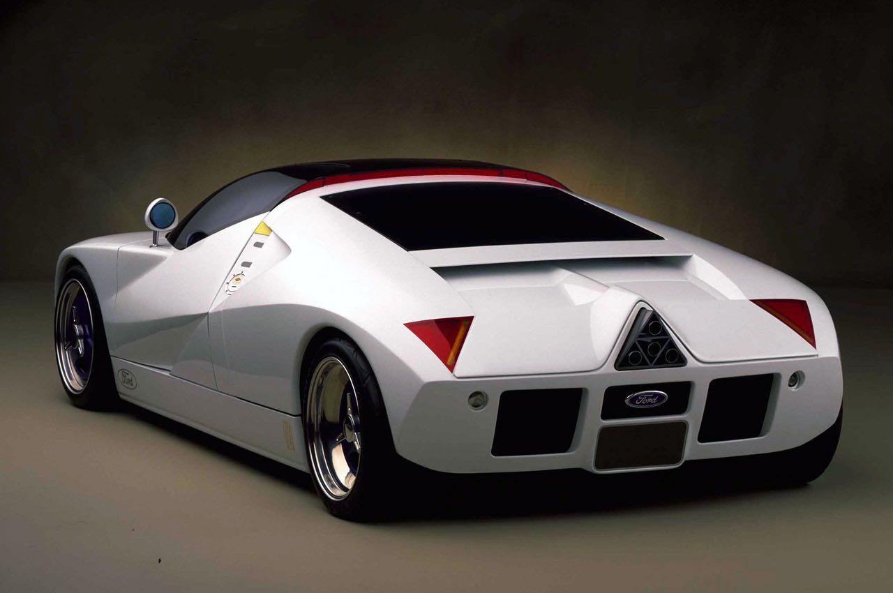 Ford GT90 : Le concept oublié ! 4