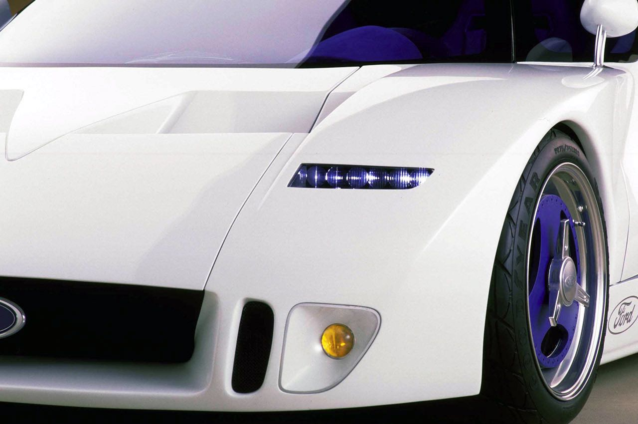 Ford GT90 : Le concept oublié ! 6