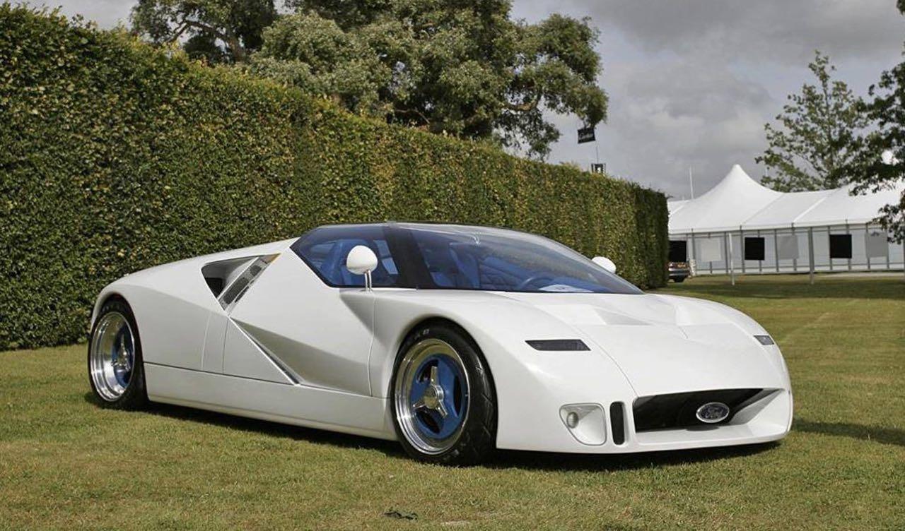 Ford GT90 : Le concept oublié ! 14