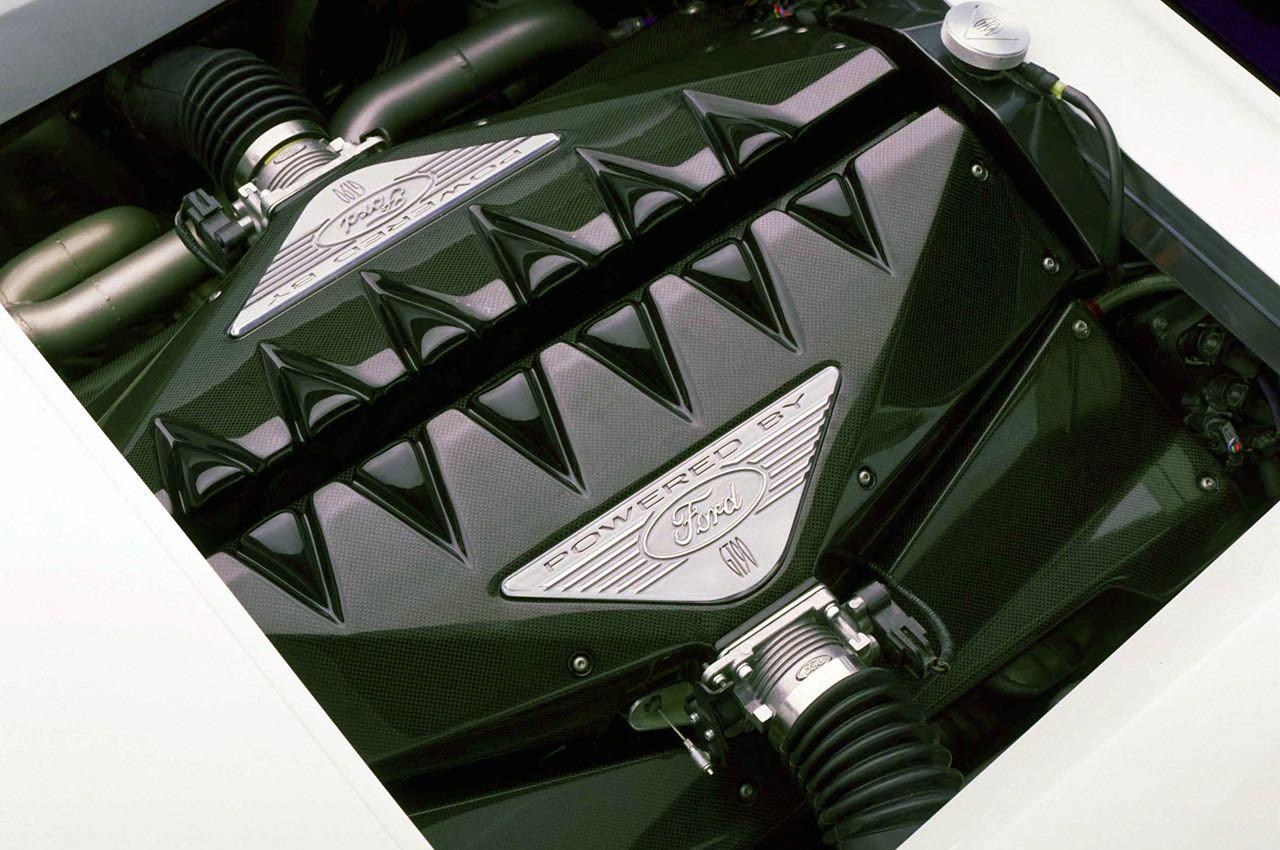 Ford GT90 : Le concept oublié ! 11