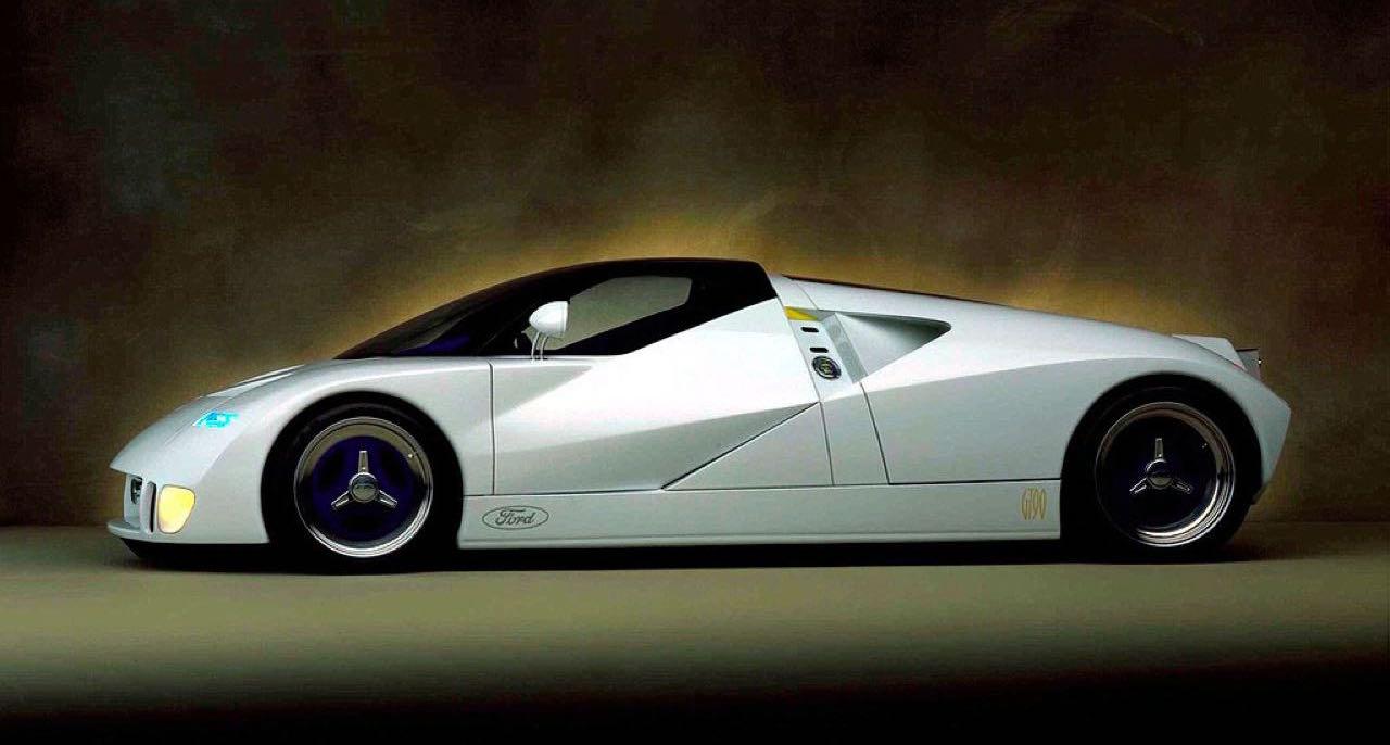Ford GT90 : Le concept oublié ! 15