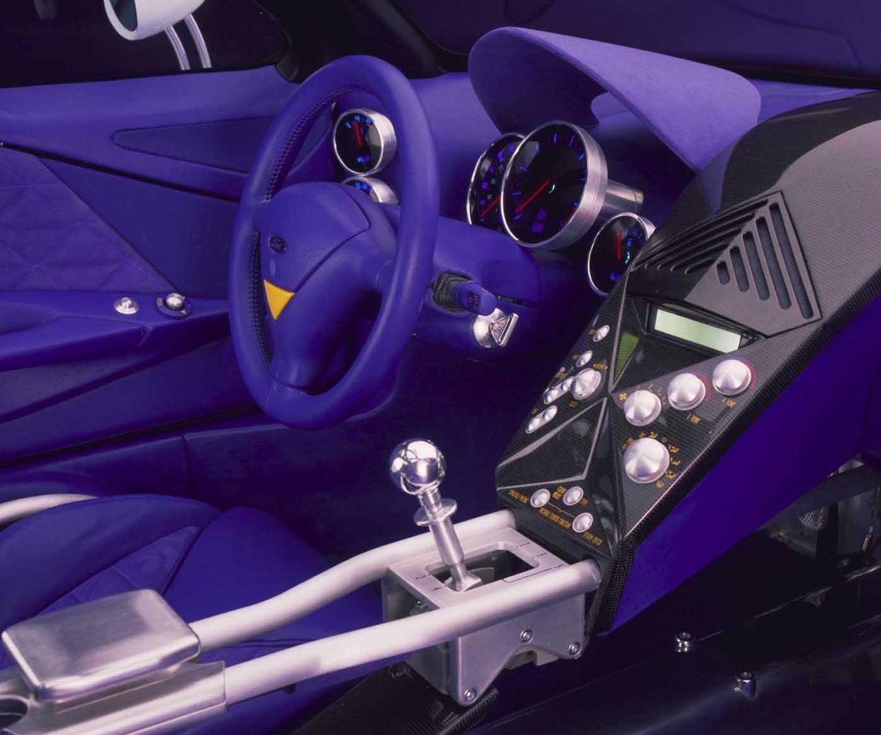 Ford GT90 : Le concept oublié ! 9