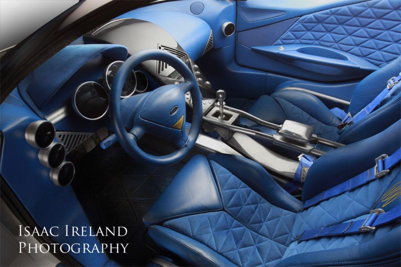 Ford GT90 : Le concept oublié ! 8