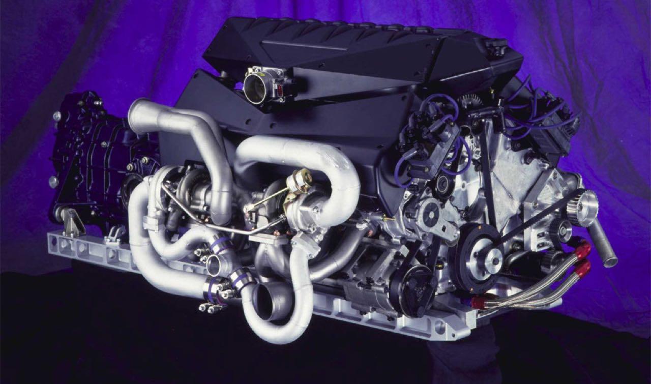 Ford GT90 : Le concept oublié ! 10