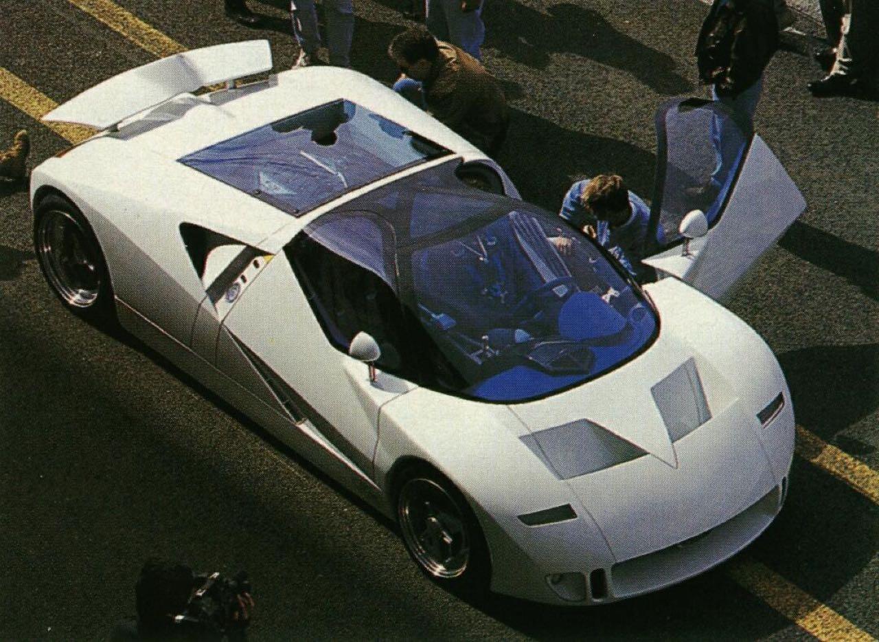 Ford GT90 : Le concept oublié ! 3