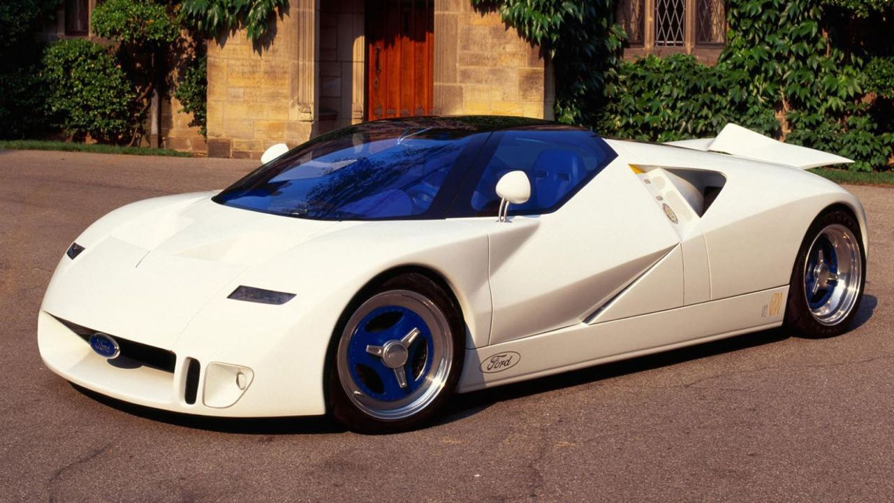 Ford GT90 : Le concept oublié ! 2