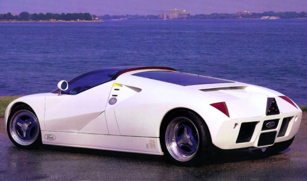 Ford GT90 : Le concept oublié ! 1