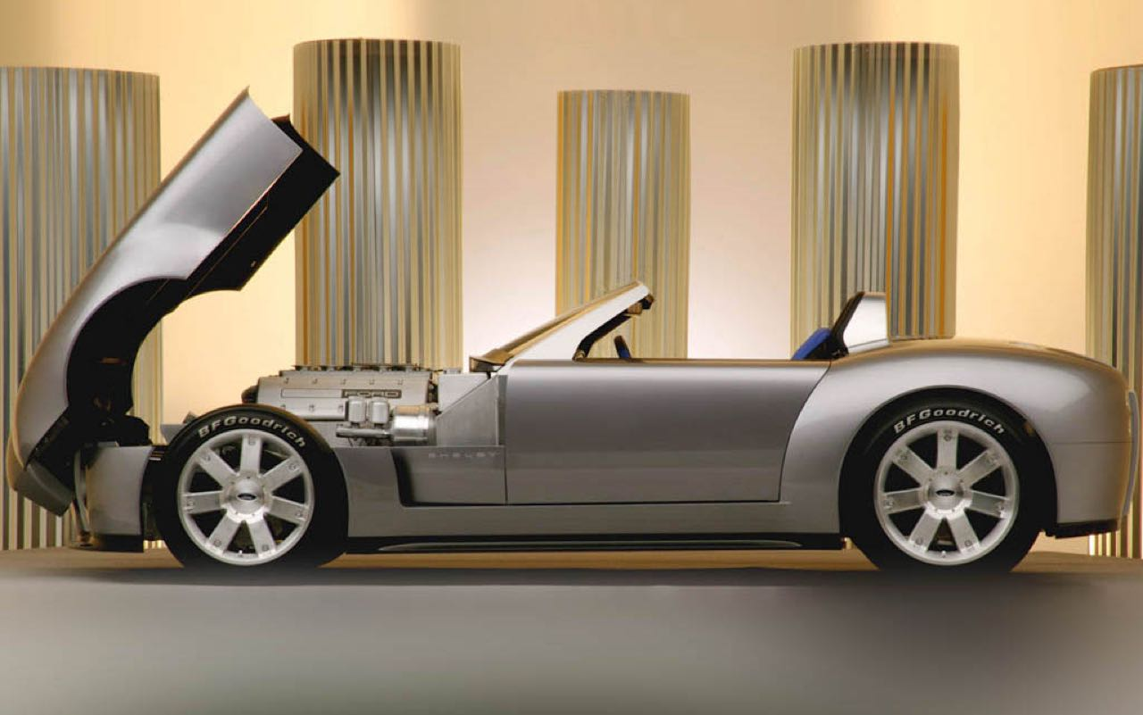 Ford Shelby Cobra Concept... Une nuit sans lendemain ! 34