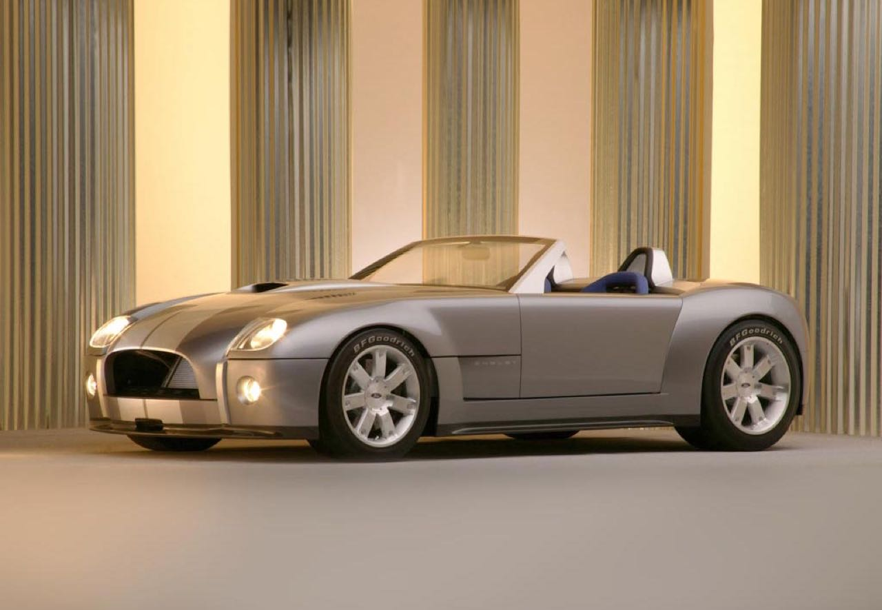 Ford Shelby Cobra Concept... Une nuit sans lendemain ! 36