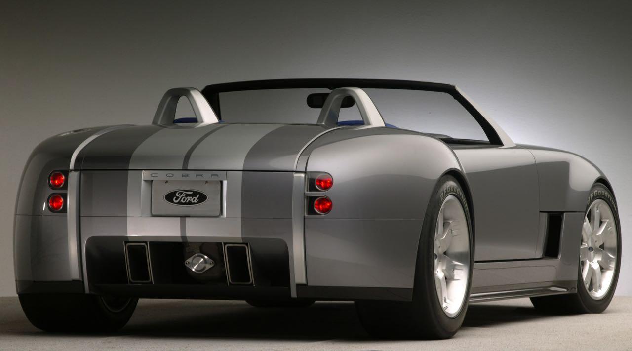 Ford Shelby Cobra Concept... Une nuit sans lendemain ! 38
