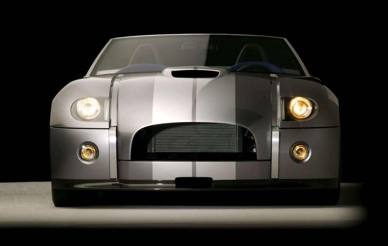 Ford Shelby Cobra Concept... Une nuit sans lendemain ! 30