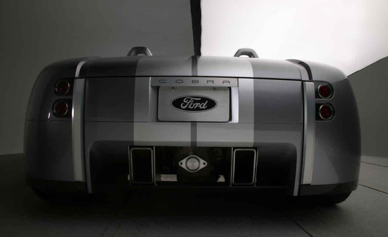 Ford Shelby Cobra Concept... Une nuit sans lendemain ! 31