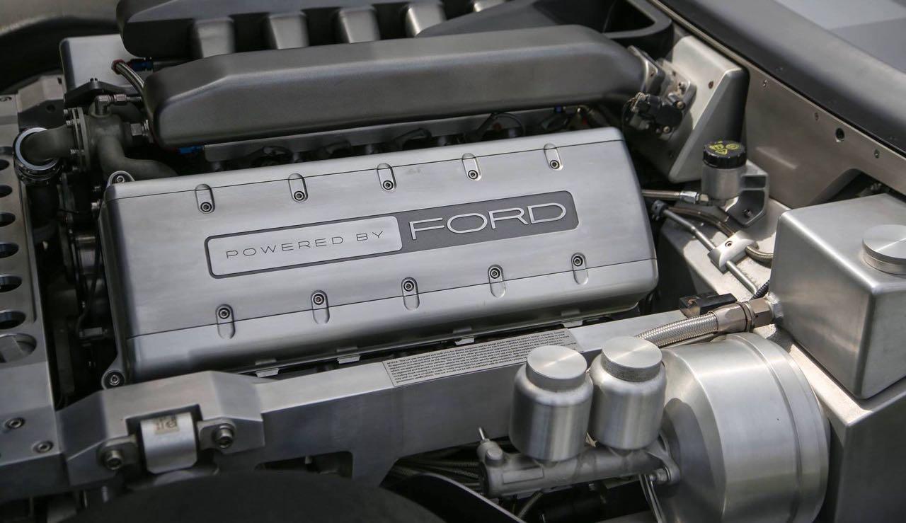 Ford Shelby Cobra Concept... Une nuit sans lendemain ! 33