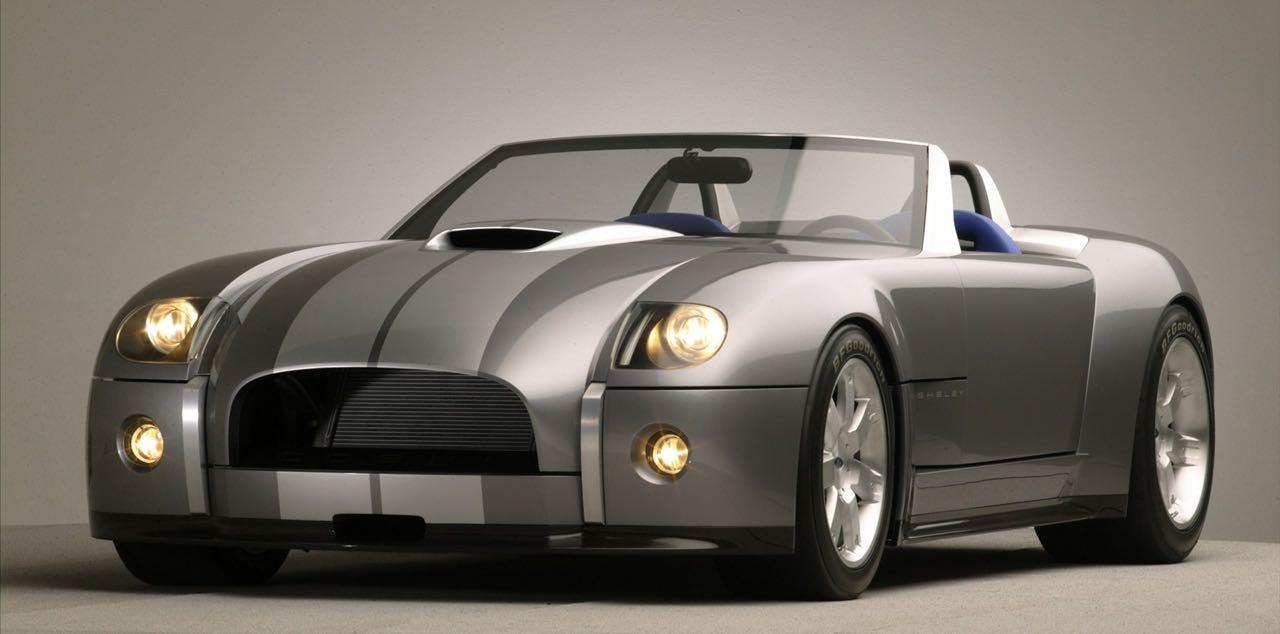 Ford Shelby Cobra Concept... Une nuit sans lendemain ! 27
