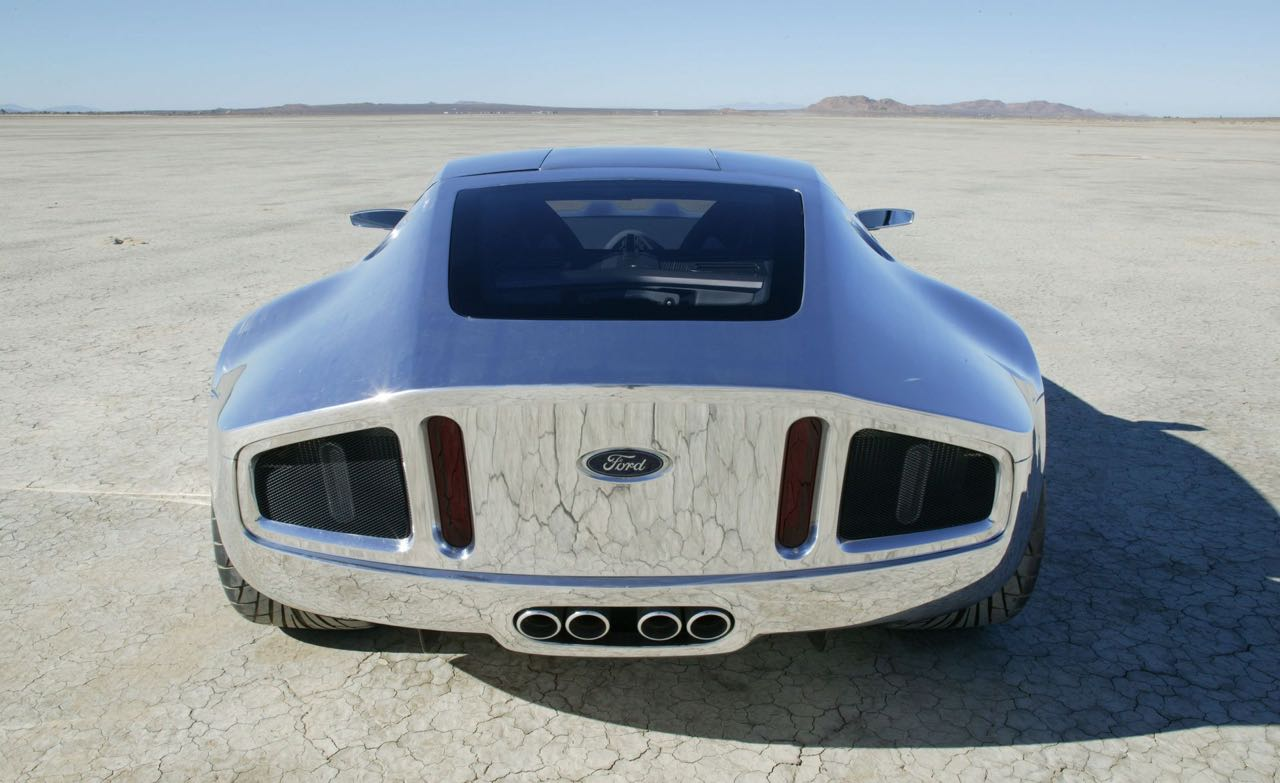 Ford Shelby GR-1... Du rêve à la réalité ! 34