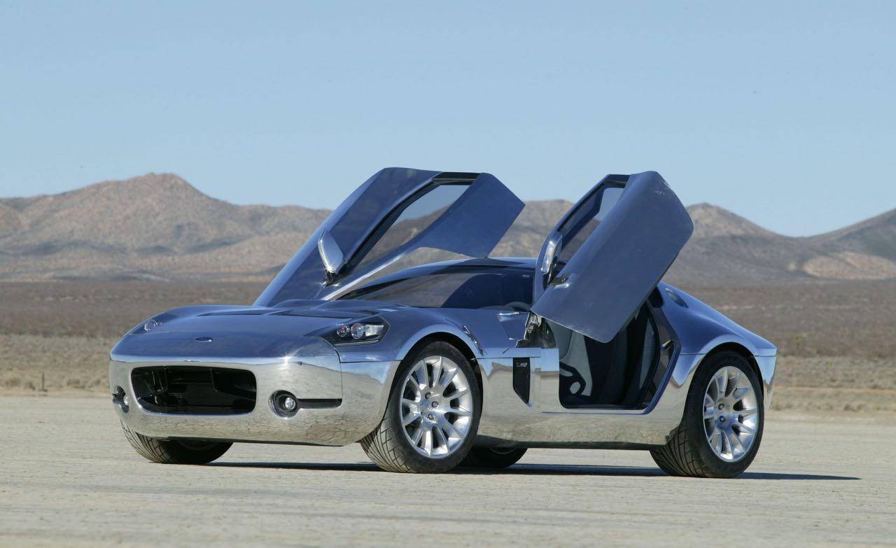 Ford Shelby GR-1... Du rêve à la réalité ! 12