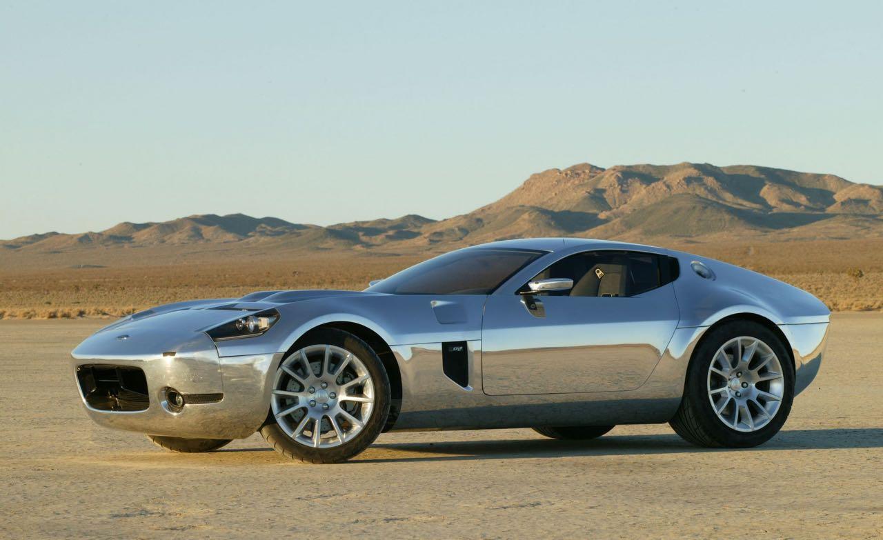 Ford Shelby GR-1... Du rêve à la réalité ! 31