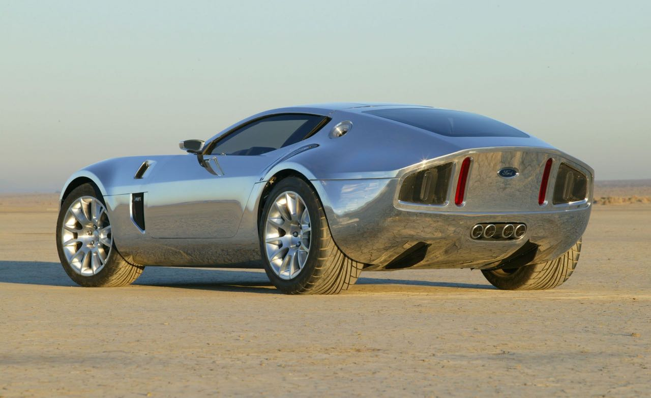 Ford Shelby GR-1... Du rêve à la réalité ! 26