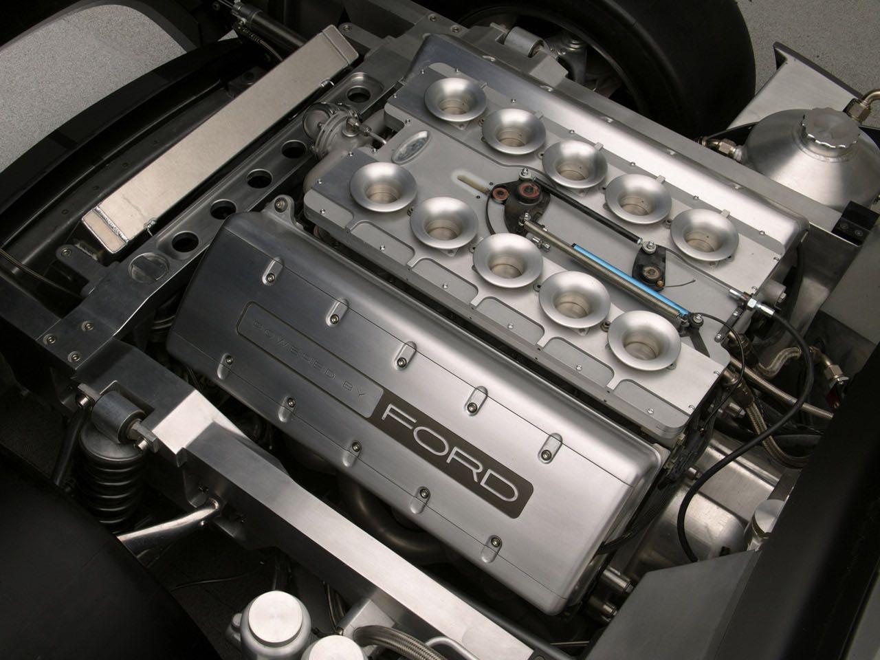 Ford Shelby GR-1... Du rêve à la réalité ! 25