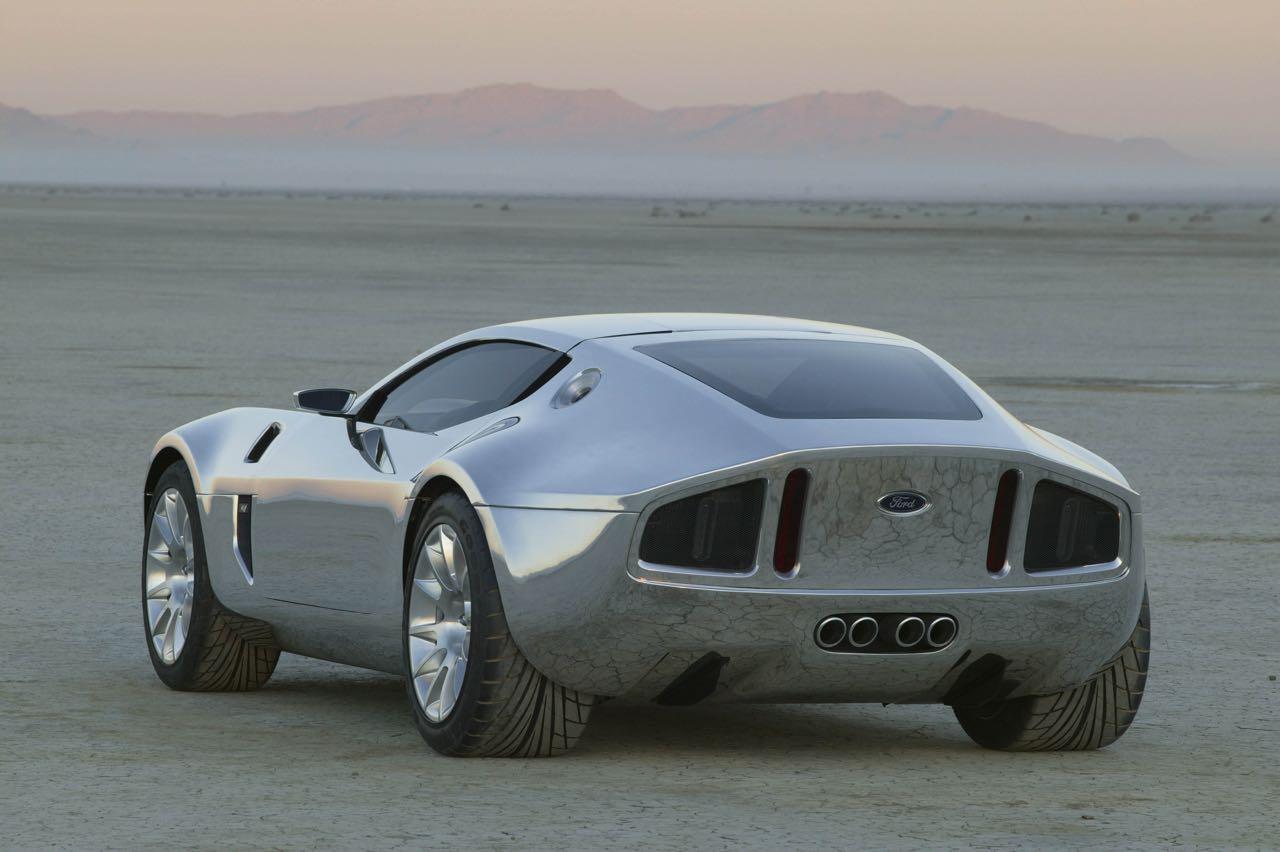 Ford Shelby GR-1... Du rêve à la réalité ! 23