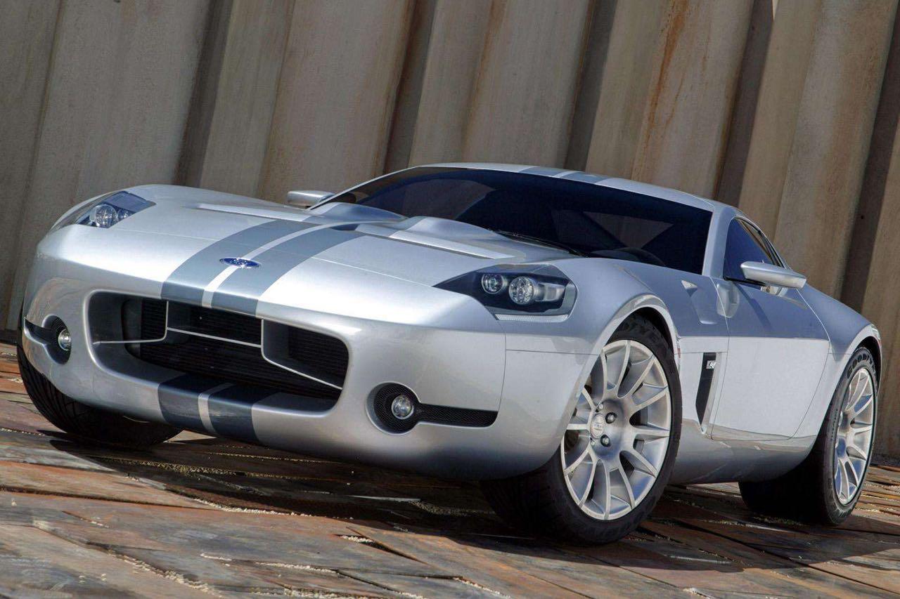 Ford Shelby GR-1... Du rêve à la réalité ! 1