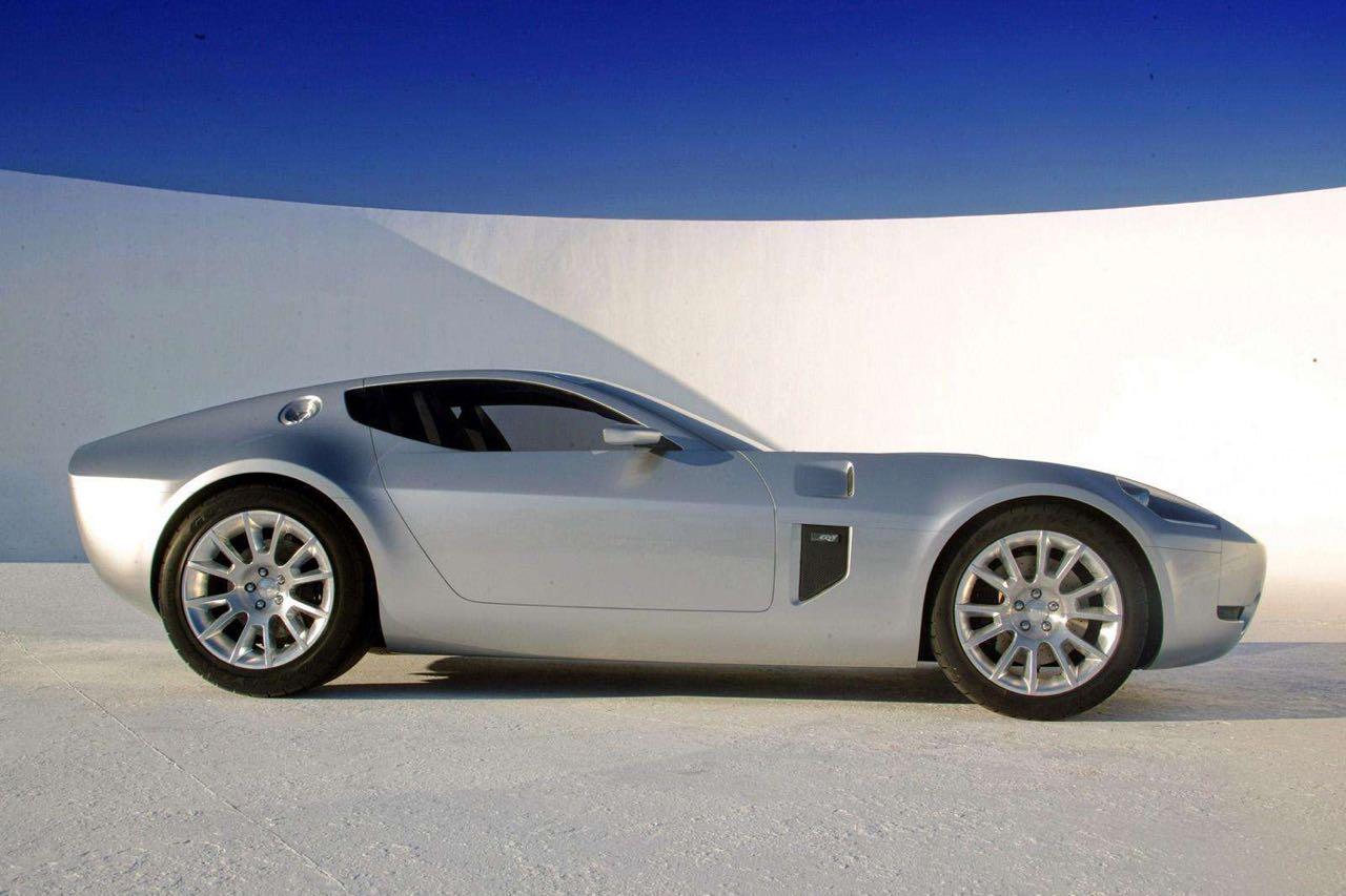 Ford Shelby GR-1... Du rêve à la réalité ! 2