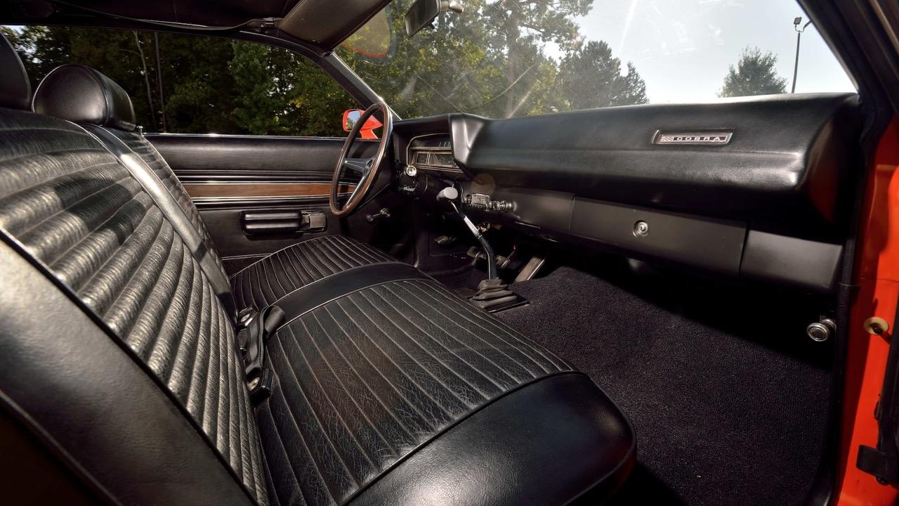 '70 Ford Torino King Cobra... qui ne piquera pas ! 9