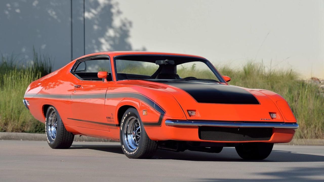 '70 Ford Torino King Cobra... qui ne piquera pas ! 16
