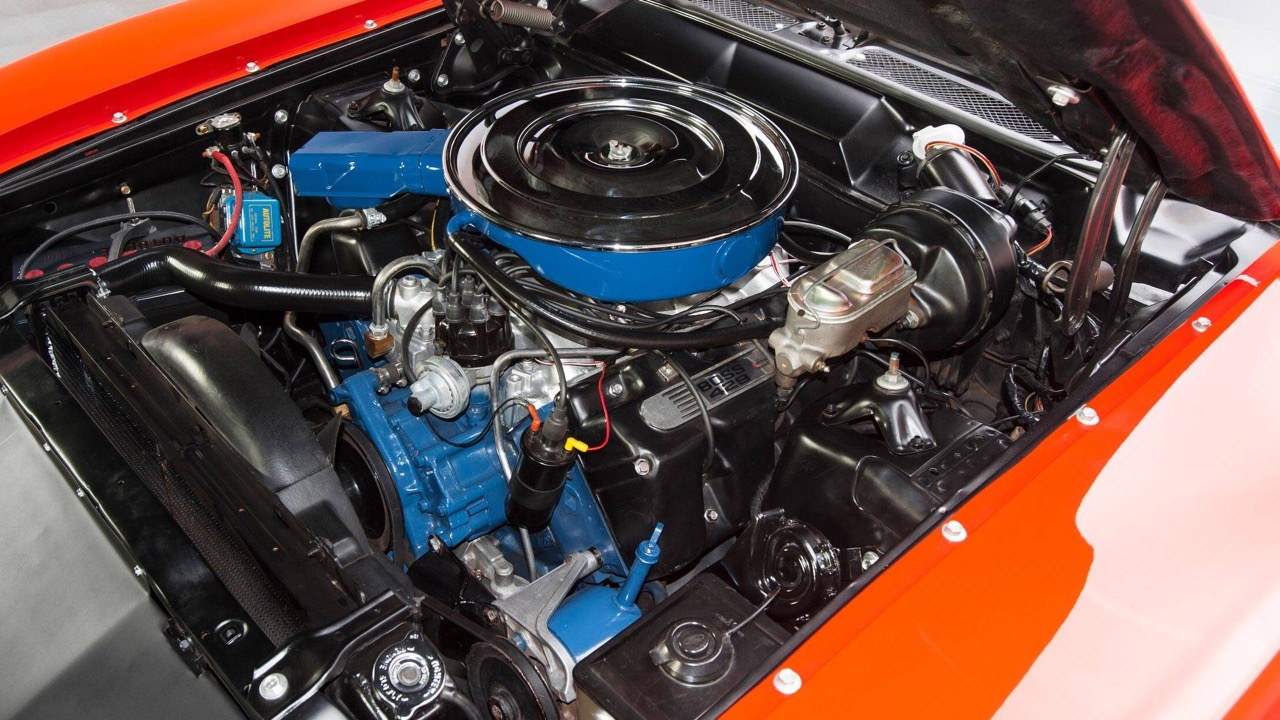 '70 Ford Torino King Cobra... qui ne piquera pas ! 44