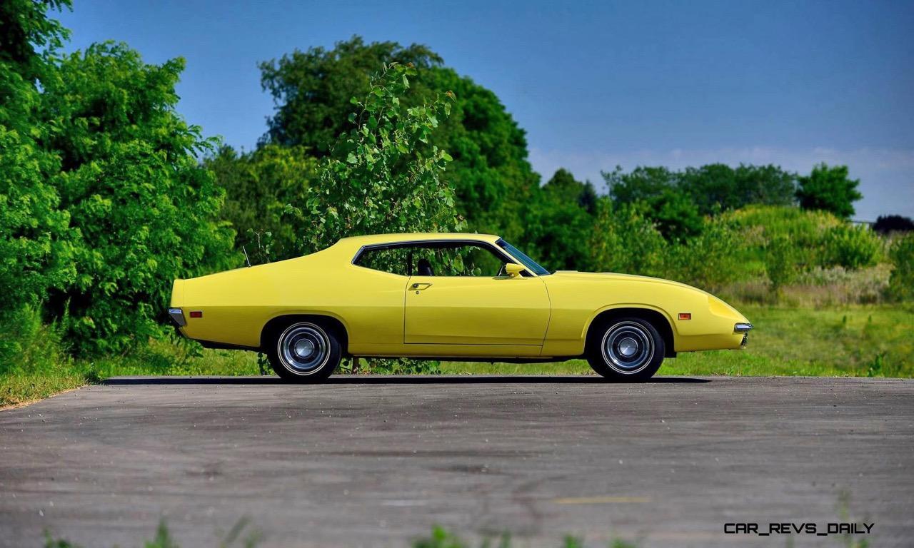 '70 Ford Torino King Cobra... qui ne piquera pas ! 45