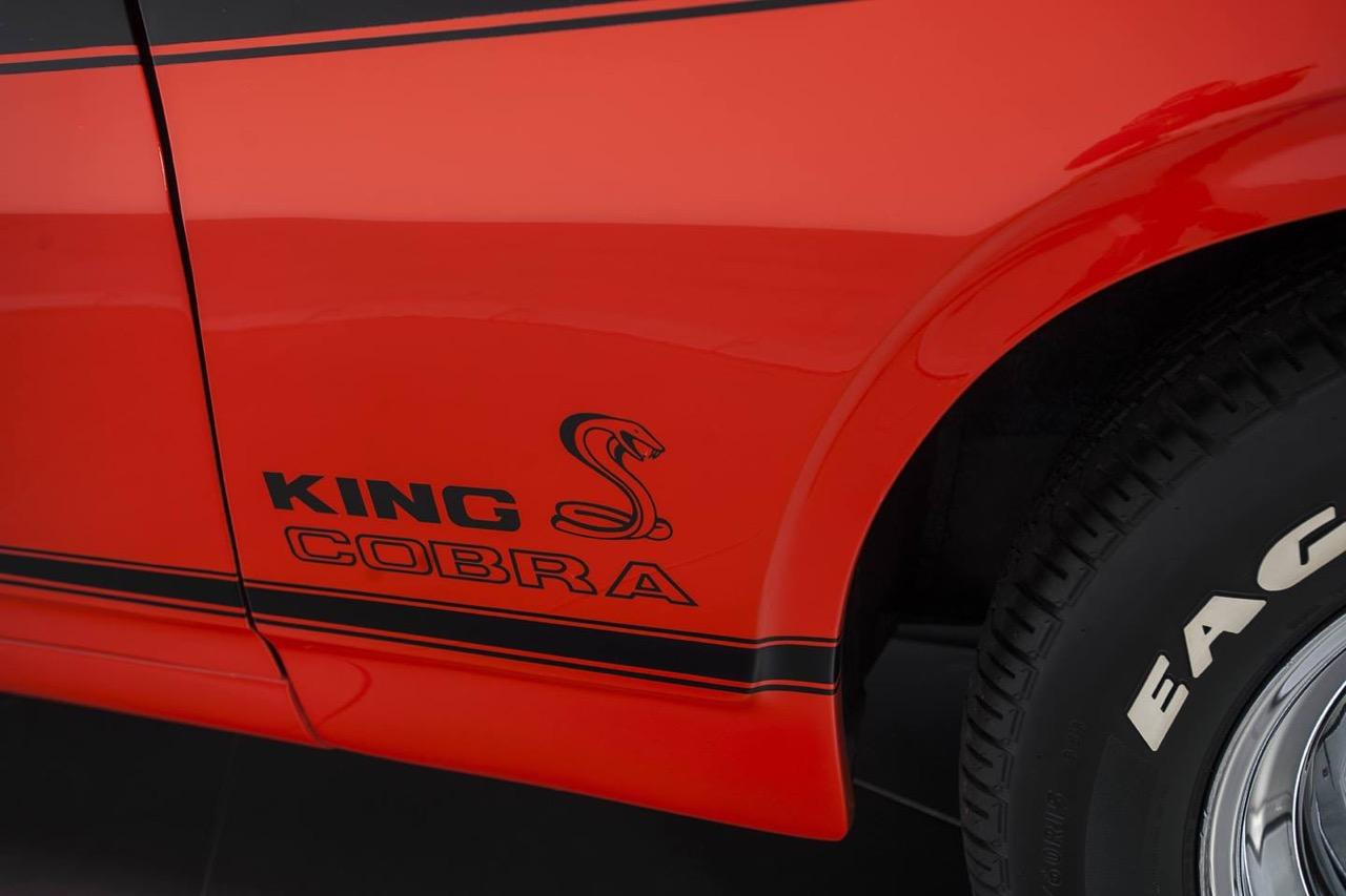 '70 Ford Torino King Cobra... qui ne piquera pas ! 5